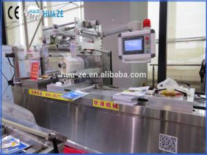 Sausage / Meat / Food Stretch Film Vacuum Packing Machine pictures & photos