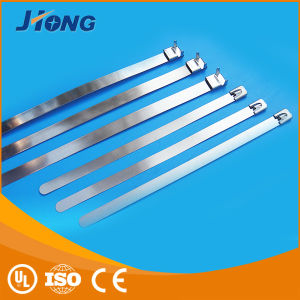 Jiong UL Stainless Steel Cable Ties Locking Ties pictures & photos
