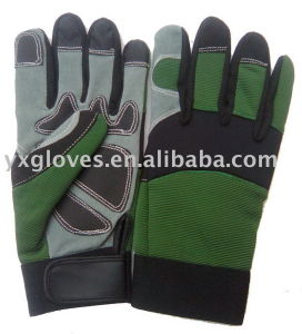 Leather Glove-Safety Glove-Working Glove pictures & photos
