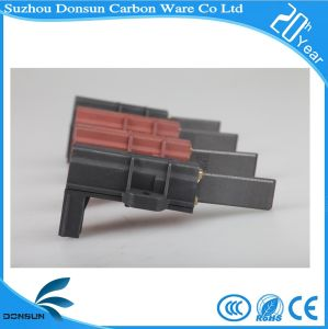 Donsun High Performance Carbon Brush for Electric Motor and Generator pictures & photos