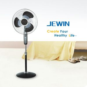 Free Standing 16′′ Plastic Electric Fan with Low Noise pictures & photos