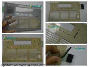 Pet Printing Circuit Industrial Membrane Overlay Membrane Control Switch pictures & photos