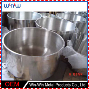 Customized Stainless Steel Mixer Container for Kitchen Food pictures & photos