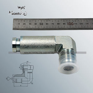 Stainless Steel Hydraulic Hose Fittings pictures & photos
