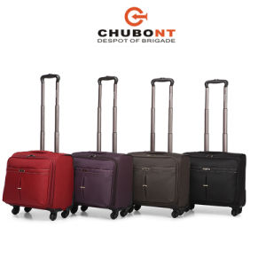 "Chubont High Quality Spinner Wheels 16"" Laptop Carbin Trolleycase pictures & photos"
