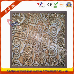 Vacuum Coating Machine for Gold Tile pictures & photos