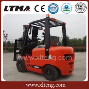 Ltma 1.5 Ton Mini Diesel Forklift Trucks pictures & photos