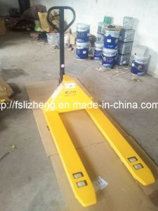 Hand Lift Hydraulic Manual Pallet Truck (CBY)