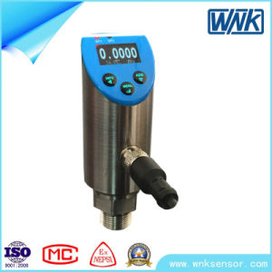 Smart Liquid Level Transmitter with OLED Display & Switch Function, Range 0...100m H2O pictures & photos
