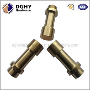 OEM/ODM Central Machinery Lathe Parts Aluminum Machined Turning Parts pictures & photos