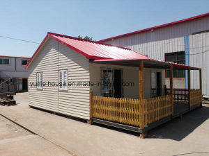Prefabricated House Comfortable Home Quake-Proof Building