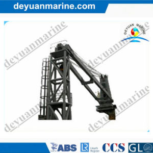 Type Wls Deck Crane for Boat/Ship pictures & photos