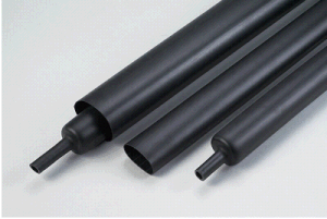 Medium Wall Heat Shrinkable Tubing with Hot Melting Adhesive (RMW) pictures & photos