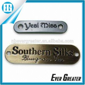 Best Price Custom Logo Sticker Label Nameplate pictures & photos