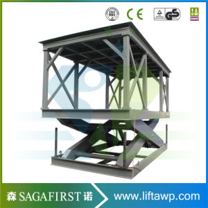 4 Post Home Garage Car Lift System pictures & photos