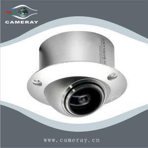 Flying Saucer Fish-Eye UFO Camera
