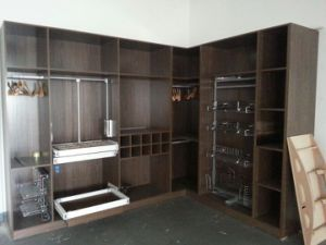 Melamine Chipped Wardrobes Cabinets pictures & photos