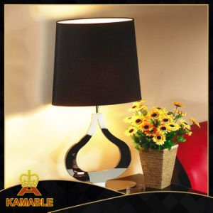 High Quality Modern Lighting Desk with Black Lampshade pictures & photos