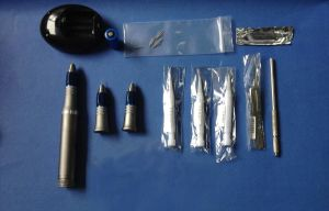 Fue Transplant Handpiece with Battery and Punch pictures & photos