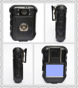 2 Inch TFT-LCD Warterproof Night Vision Wearable Body Cameras Police pictures & photos