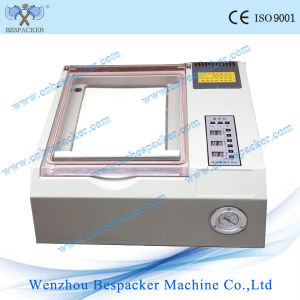 Fish Vacuum Packing Plastic Machine pictures & photos