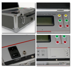 TTR Current Transformer Turns Ratio Tester for E-Commerce pictures & photos
