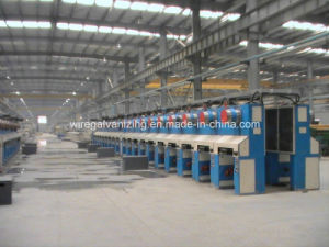 Steel Wire Zinc Coating Production Line pictures & photos