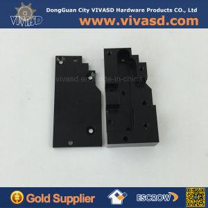 CNC Machinery Parts Black Anodize Billet Parts pictures & photos