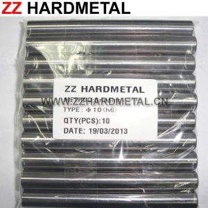 Ultra-Fine Grain Size Cemented Carbide H5 H6 Grinding Rod pictures & photos