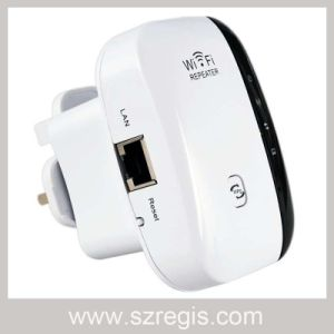 300m WiFi Signal Amplifier Router Repeater Extender Enhanced Emission Router pictures & photos