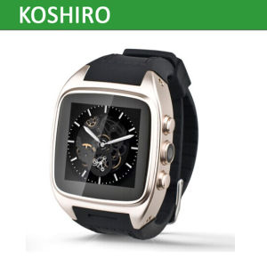 Android OS Smart Watch Mobile Phone pictures & photos