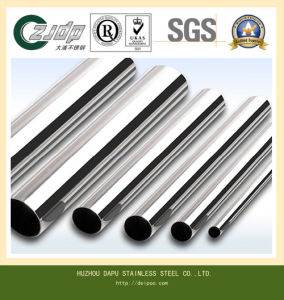 Seamless Stainless Steel Pipe with Diameter Sch10/Sch40/Sch80 pictures & photos