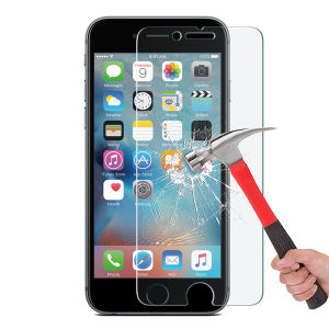 Factory High Quality 0.3mm 9h 2.5D Round Edge Mobile Phone Tempered Glass Screen Protector for iPhone 7 pictures & photos