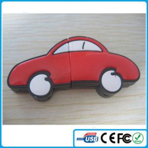 China New Products 2016 PVC Car Shape USB Flash Disk with Custom Logo