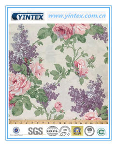Print Polyester Cotton Blend Fabric pictures & photos