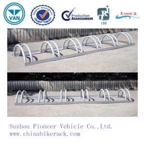 High Quality White Outdoor Bike Racks pictures & photos