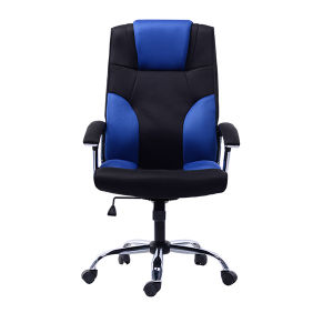 Modern Blue Ergonomic Swivel Task Office Mesh Commercial Chair (FS-114) pictures & photos