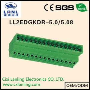Ll2edgkdr- 5.0/5.08 Pluggable Terminal Blocks Connector