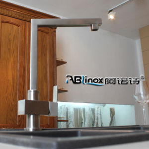 Single Handle Faucet Kitchen Ab107 pictures & photos