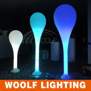 Custom Large Standing LED Floor Lamp for Parties pictures & photos