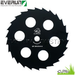 26T Grass Trimmer Brush Cutter Circular Saw Blade pictures & photos