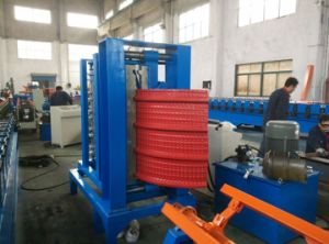 2015 on Promotin! Roof Curving Roll Forming Machine pictures & photos