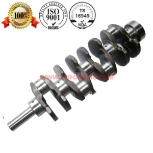 Crankshaft for Mitsubishi Engine 6D24, 6D31t, 6D34t pictures & photos