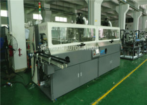 Fully Automatic Conical Wall Silk Screen Printing Machine for Laundry Detergent Bottle pictures & photos