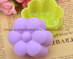 5cm Kitchen Baking Tool Silicone Cupcake Mold Sc21 pictures & photos
