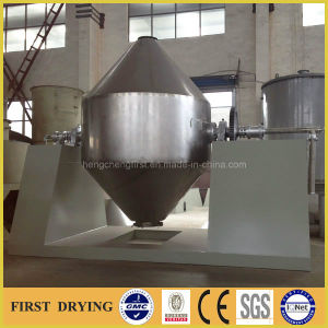 Szg Series Double Conical Rotary Dryer