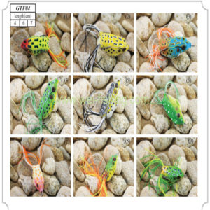 High Quality Soft Frog Fishing Lure pictures & photos