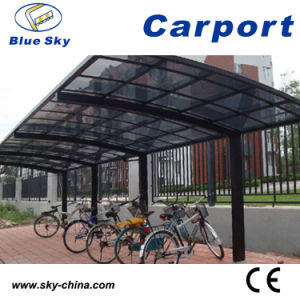 Polycarbonate Aluminum Car Shelter Carport (B800) pictures & photos
