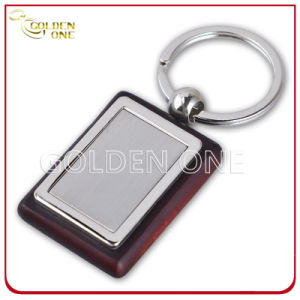 Factory Supply Debossed Enamel Trolley Coin Holder Metal Keyring pictures & photos