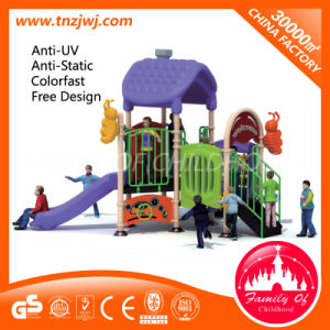 Cute Wholesale Outdoor School Amusement Park Playground Equipment pictures & photos
